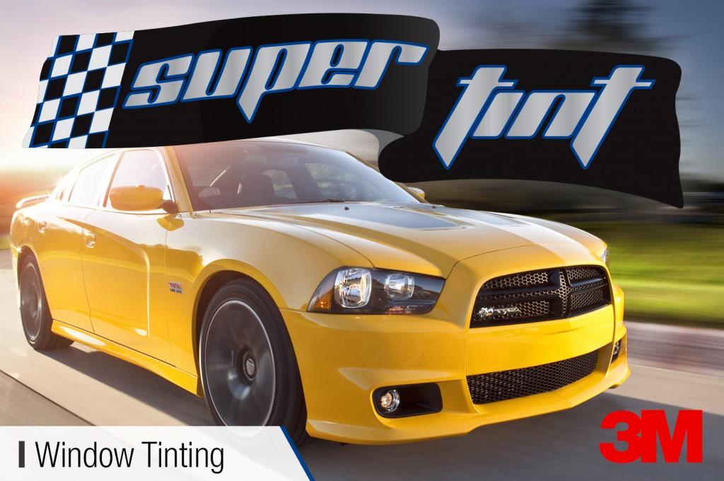 Supertint Window Tint Image